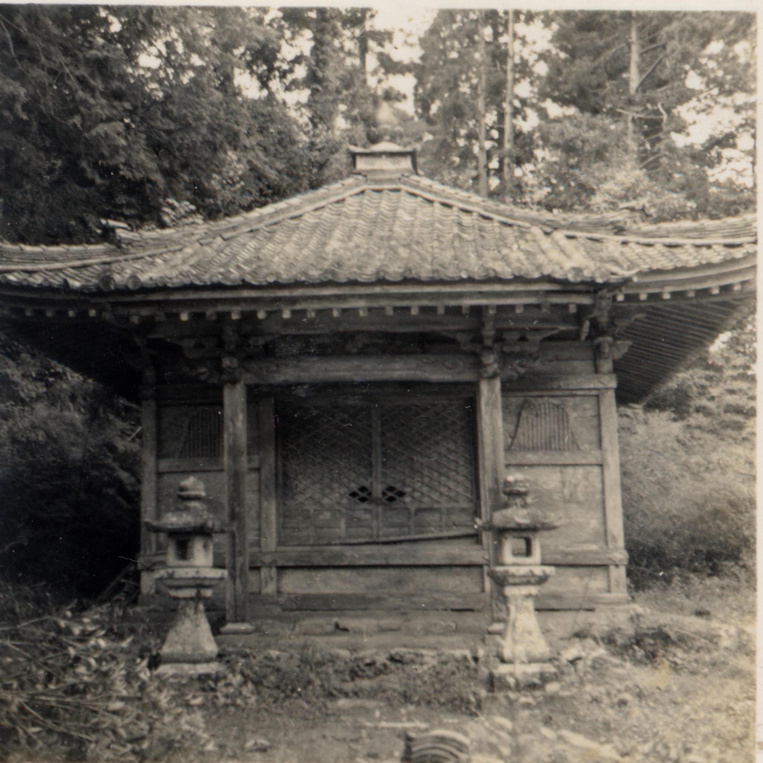 国束寺 聖天堂