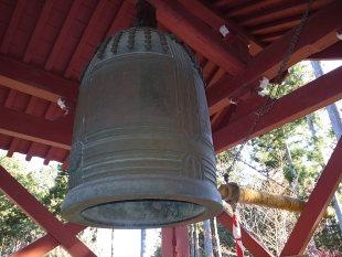 宝暦の梵鐘のイメージ