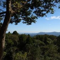 国束山からの眺望
