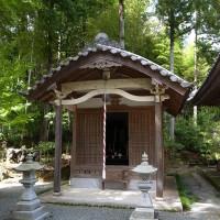国束寺 愛染堂