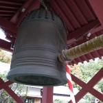国束寺 梵鐘