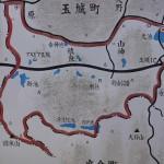 玉城町鳥獣保護区区域図(拡大)
